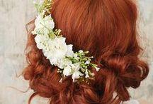 Hair up dos / by Karen Yee
