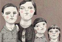 INSPIRING illustration V / by Piccola Boo