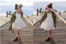 Chilren's Fashion / All about fashion for little girls