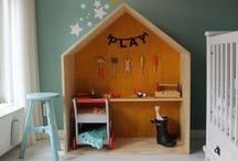 Playing house / House shaped items and ideas for the home and garden.