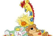 Little Suzy's Zoo / This was the nursery theme that I had for my 4 boys / by Rosanne Greer-Kennedy