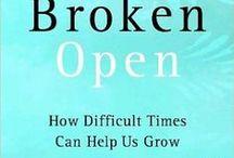 Books / Books regarding divorce, self help, self care for women