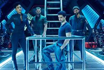 """Remember the Cant (The Expanse) / I'm obsessed with The Expanse now! Brilliant show, it's like Game of Thrones meets Firefly. Hundred of years into the future, humans have colonized the solar system. Meet the crew of the Rocinante: Holden, Naomi, Amos and Alex. They survived the destruction of their ship, the Canterbury, and the Martian ship that rescued them after (The Donnager). Meanwhile, """"Belter"""" Detective Joe Miller is assigned a case to look for the missing daughter of a tycoon, Julie Mao. Miller and the Rocinante crew eventually cross paths, and continue looking for answers while the system, comprised of Earthers/Martians/Belters and their radical faction (OPA), are on the cusp of a Great War."""