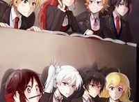 Do You Believe In Destiny? (RWBY) / My brother got me into RWBY, and I have no regrets...despite the fact that Pyrrha died and took down my OTP.  But the fanart is AMAZING in this fandom!! Ships I Sail: Arkos, Renora, BlackSun