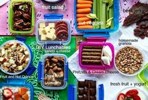 healthy living / food and exercise ideas. / by Tanya Lamb