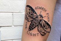 Tattoos / by Kelsey Meyer