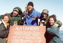 All Things Appalachian Trail / I thru-hiked the A.T. from Georgia to Maine--a dream come true and six of the best months of my life. So I like to think about it, write and read about it, and collect fun and interesting stuff about the trail.