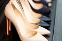 "Shoes / "" a girl can never have too many pairs of shoes """