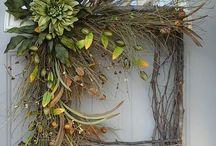 Wreath's / by Susan Herring