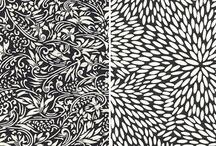 Patterns / Floral doodles