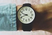 Timepieces / Watches & Clocks that make me tick