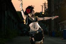 Belly dance / by Cheri Partridge