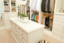 Closets For Me / by Susan Herring