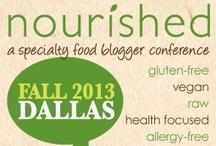 Nourished Food Blogger Conference