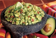 Dip & Appetizer Recipes / Good recipes for parties, everyday snacks, and finger foods.