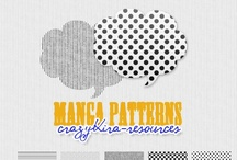 Patterns & Textures / Patterns and Textures for designers to use on all kinds of projects.