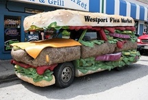 Food Truck Ideas / All things Food Truck related can be found here. Anything from truck designs and menu selections to neat marketing ideas.