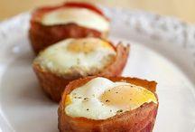Breakfast From Pinterest / by Susan Herring