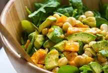 Food: Salads / by Kate Knolls