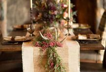 Table Top Beauty / Table Decor / by Susan Herring
