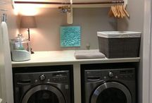 Laundry room / by Susan Herring