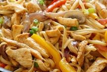 Poultry Recipes / by Sandra Dittman Olson