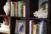 Bookshelf ideas / by Susan Herring