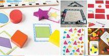 Math 4 Kids / Math activities for kids in preschool and kindergarten.