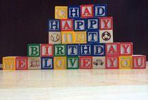 Balloons, Bricks & Balls Party