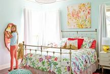Big girl bedroom / by Tiffany