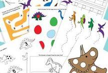 Kids Printables / Early Childhood Printables