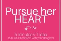 Raising Godly Girls / Discover ideas, encouragement, and wisdom for nurturing Christlike character in your daughter as she navigates the challenges and joys unique to girls.