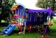 Gypsy Wagons / gypsy wagons with style!