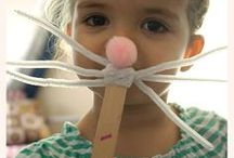 Easter Crafts & Activities for Kids / Non-Religious Spring and Easter Themed Activities for Kids