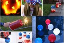 July 4th/ Presidents Day / Activities for patriotic holidays