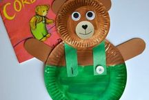 Activities for Children's Books / Activities and crafts to go along with children's books