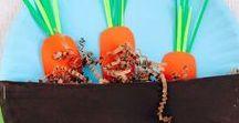 Spring Crafts & Activities / Preschool and kindergarten crafts and activities for Spring!