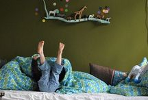 Boy room / Great style and DIY projects for boy's spaces