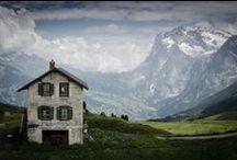 Amazing Spaces + Places / by Jeni