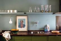 Kitchen / Kitchen inspiration and things to use in the kitchen.