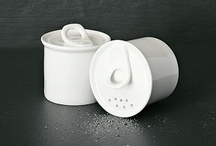 Shake Things Up / Salt and pepper shakers almost too cute to use.