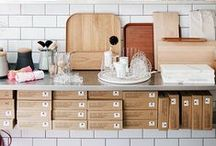Organization Porn / Eye candy for the unapologetically organized. Lots of pretty, organized spaces and inspiration for the OCD and Type A personality. Do you love lists? Storage Solutions? You're home. / by Penelope Loves Lists