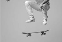 Skateboard & Bmx, Bike