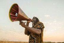 Reggae / 'Ceci n'est qu'un chant, ceci n'est qu'une chanson, ça changera pas nos vies...mais je chante pour ne pas accepter...je chante pour ne pas accepter...je dis NON, je dis NON, je dis NON, je dis NON / by Marc Durand-Chastel
