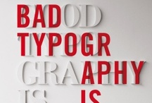 Typography / Beautifully-designed typefaces - most of which can be downloaded for free!  / by Kelly Stock