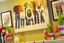 Holiday Decor / by Vanessa Ferrara