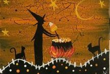 Halloween / by Mary Stang