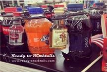 Ready To Rocktails / Another FUN opportunity to help your customers remember your shop, and choose YOUR retail outlet as a destination!  www.facebook.com/readytorocktails  www.readytorocktails.com  Thanks for your interest in our Pinterest!
