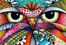 Owls / by Mary Stang