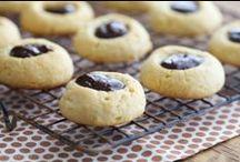 Gluten free/Paleo desserts / by Callie Branch